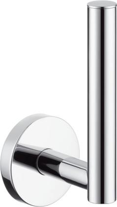 Держатель запасного рулона туалетной бумаги, хром Hansgrohe Logis 40517000