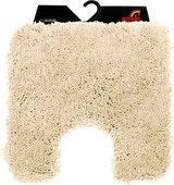 Коврик для туалета 55x55см песочный Spirella HIGHLAND 1013063