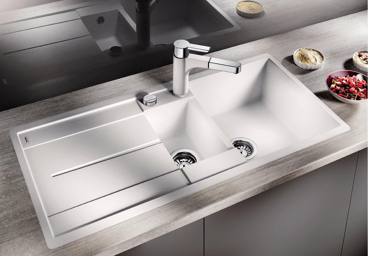 Кухонная мойка Blanco из коллекции METRA F-серии