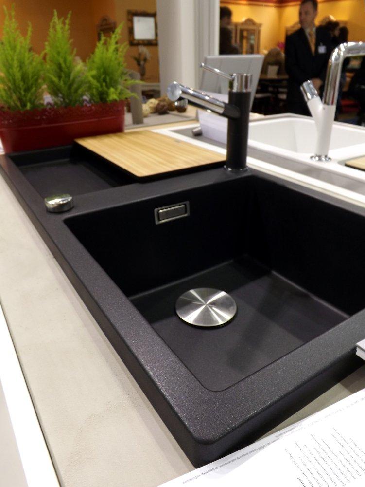 Кухонная мойка Blanco ADON XL 6S на выставке МЕБЕЛЬ - 2013