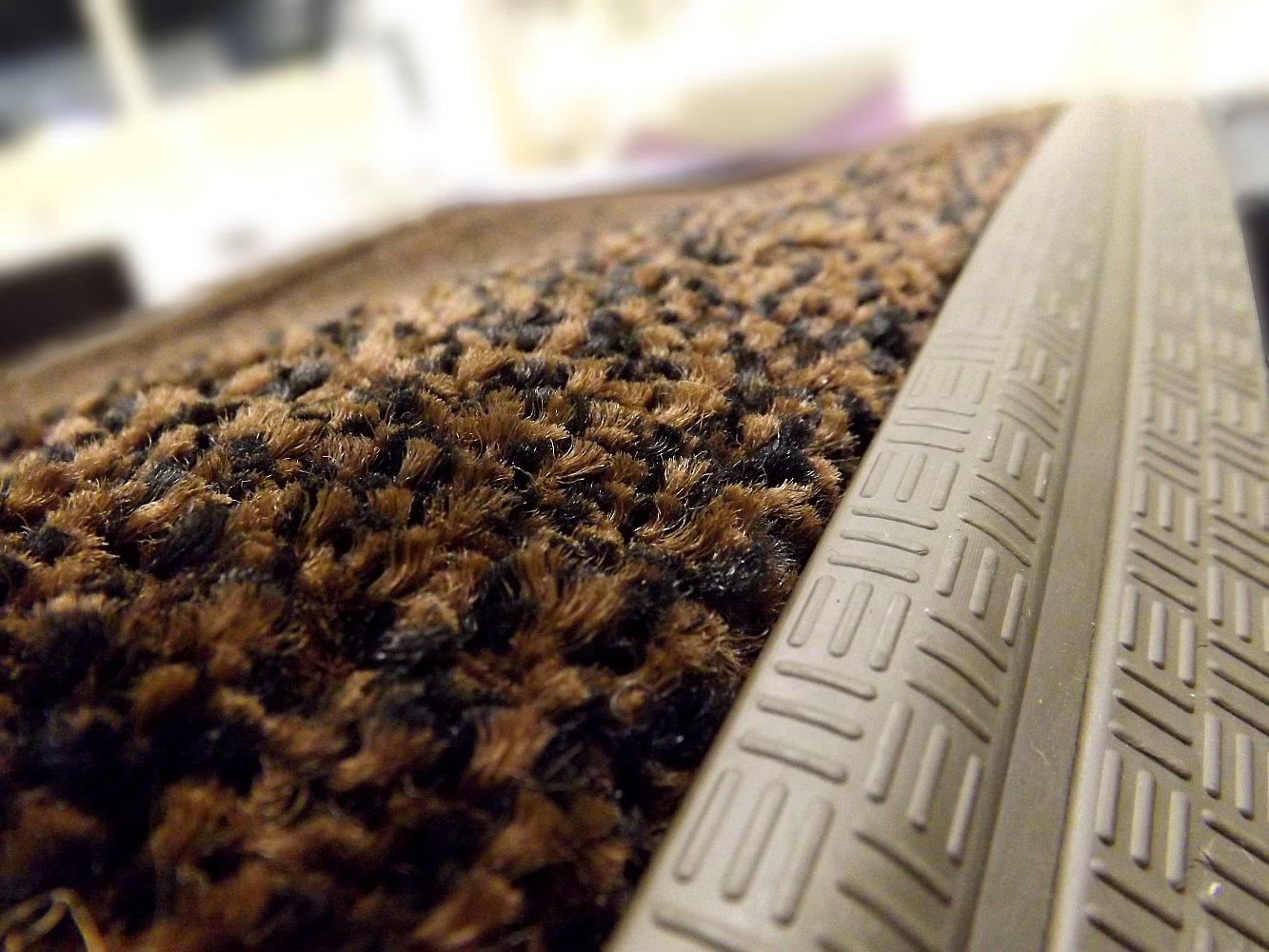 Придверный коврик Golze TOUCHDOWN DELUXE с водопоглощением 3 литра на кв. метр