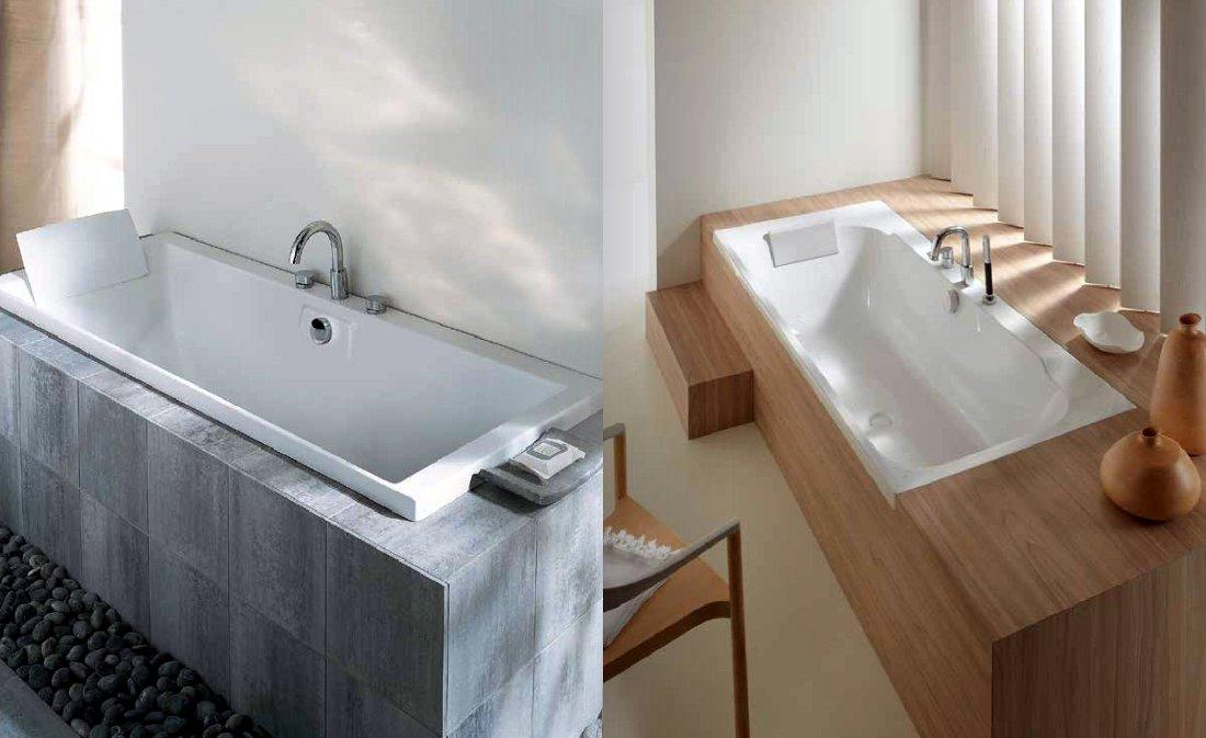 Двухместные ванны из каталога Jacob Delafon - 2014