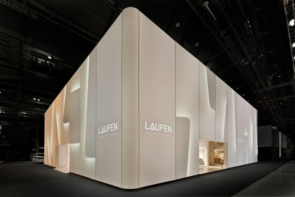 Выставочный стенд Laufen на выставке ISH-2015