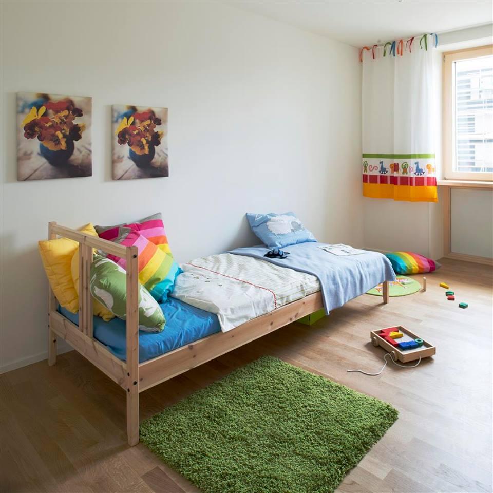 Детская комната в Нойгрюэн