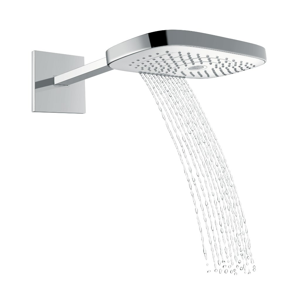 Душевая лейка Hansgrohe Raindance Select E 300 3jet. Вид А