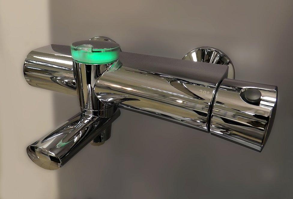 Смеситель для ванны Oras ETERNA 6375U. Общий вид