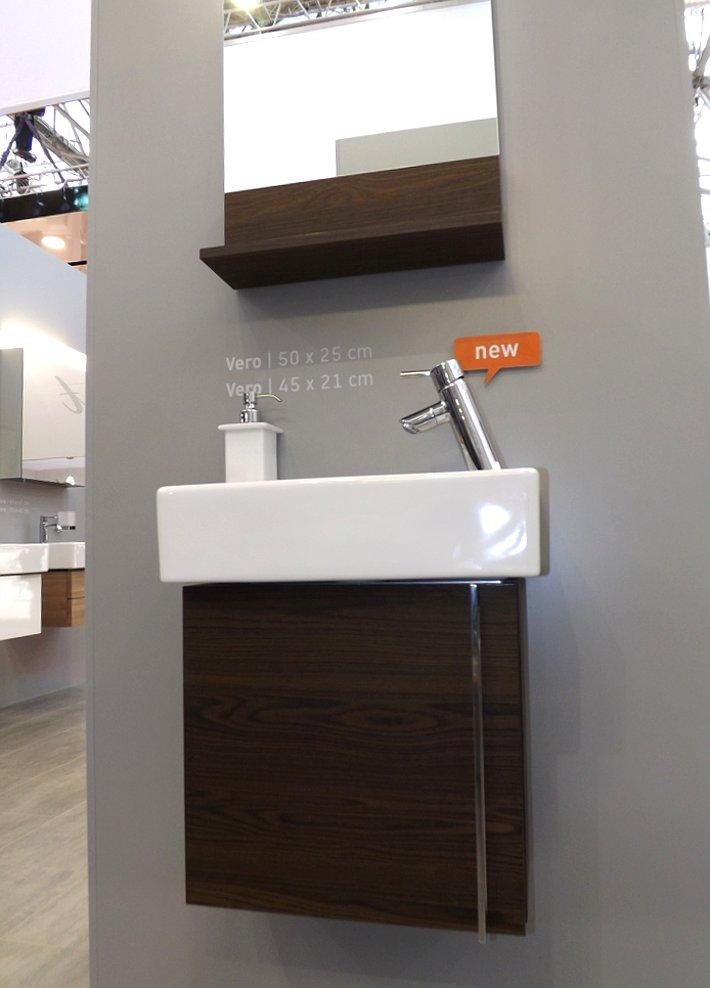 Мебель и санкерамика для ванной из коллекции Duravit VERO на выставке MosBuild 2014 - вид З