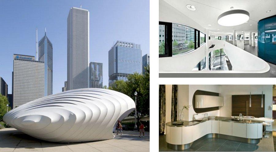 Архитектурные образы, которым соответствует новая мойка Blanco 2014