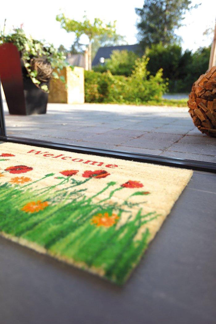 Придверный коврик Golze с рисунком