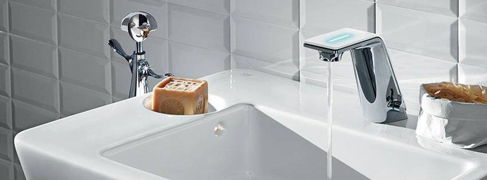 Cмеситель Oras SENSE для раковины в ванной комнате