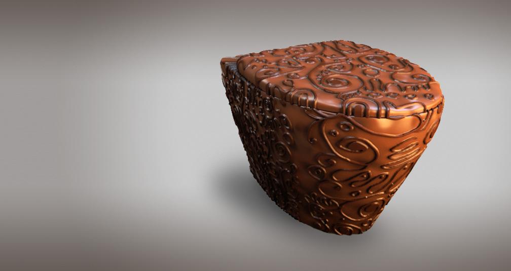 Шоколадный унитаз: иллюстрация из проекта Bathroomsweets