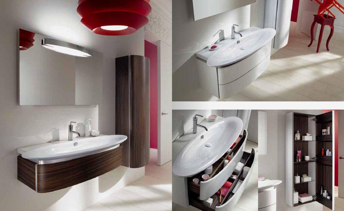 Сантехника и мебель для ванной в каталоге Jacob Delafon - 2014