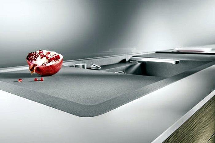 Кухонная мойка Blanco из F-серии со смесителем ELOSCOPE-F II