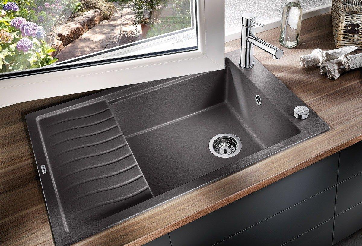 Кухонная мойка серии ELON XL 6 S из числа новинок, предлагаемых Blanco в 2016 году