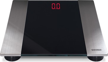 Весы напольные электронные 150кг/100гр Soehnle Linea 63536