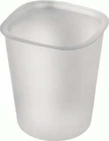 Запасной стеклянный стаканчик Colombo ALIZE B2552