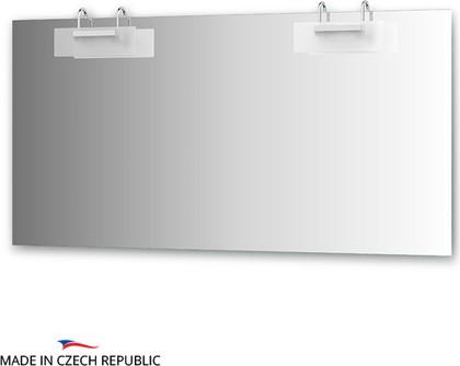 Зеркало со светильниками 150x75см, Ellux MOD-D2 0218