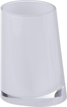 Стакан белый Wenko PARADISE 20256100