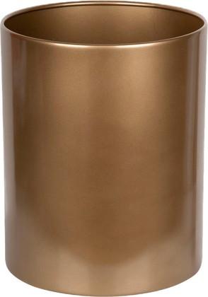 Ведро для мусора 12.5 литра, золото TW Harmony TWCV011-12,5oro