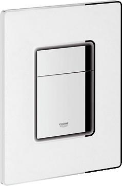 Кнопка смыва для инсталляции для унитаза, белая Grohe SKATE Cosmopolitan 38914XR0
