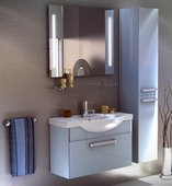 Комплект мебели для ванной комнаты Verona VN-01 VN104/VN302/VN729/VN809