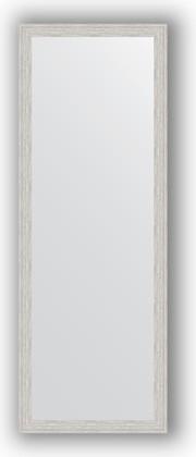 Зеркало в багетной раме 51x141см серебряный дождь 46мм Evoform BY 3101