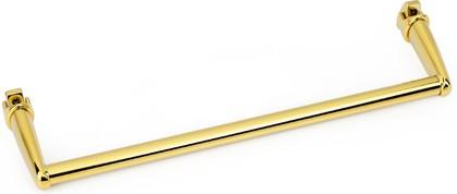 Штанга прямая 370мм, золото Стилье Towel Bar Straight 03-2005-0370