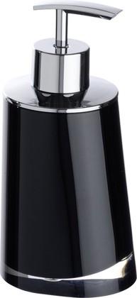 Ёмкость для жидкого мыла чёрная Wenko Paradise 20253100