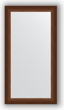 Зеркало 56x106см в багетной раме 65мм орех Evoform BY 1059