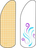 Чехол для гладильной доски 140x40см Leifheit Dressfix 72328