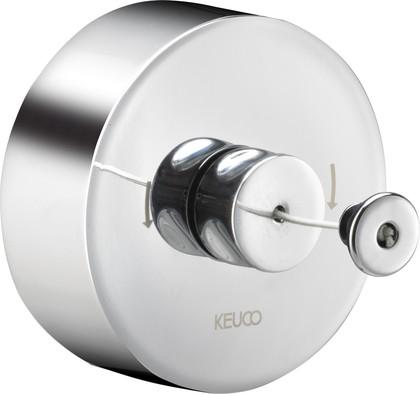 Сушилка для белья Keuco Plan, верёвочная, вытяжная, 2.8м 04979070001