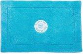 Коврик для ванной комнаты хлопковый 50x80см голубой Spirella Savon De Marseille Frioul 4007291