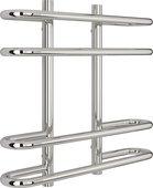 Комбинированный полотенцесушитель Фурор-Профи, 600x600 00-5106-6060
