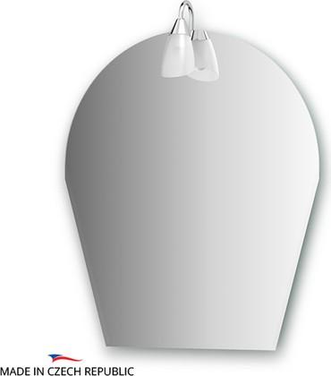 Зеркало со светильником 40/60х70см Ellux CLA-A1 0412