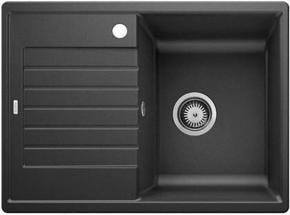 Кухонная мойка Blanco Zia 45S Compact, гранит, антрацит 524721