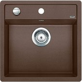 Кухонная мойка Blanco Dalago 5, клапан-автомат, мускат 521857