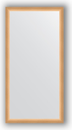 Зеркало 50x100см в багетной раме бук Evoform BY 0697