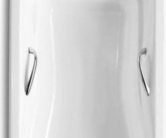 Ручки для ванны, хром Roca HAITI 526804210