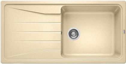 Кухонная мойка оборачиваемая с крылом, гранит, шампань Blanco SONA XL 6 S 519694