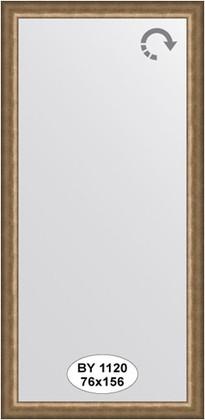 Зеркало 76x156см в багетной раме старая бронза Evoform BY 1120