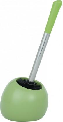 Ёрш для туалета зелёный Wenko Polaris 19292100