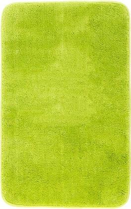 Коврик для ванной комнаты полиэстер 50x80см зеленый Spirella Rosario 4007252