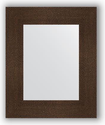 Зеркало в багетной раме 46x56см бронзовая лава 90мм Evoform BY 3024
