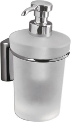 Дозатор для жидкого мыла стекло/хром Colombo LUNA B9309.000