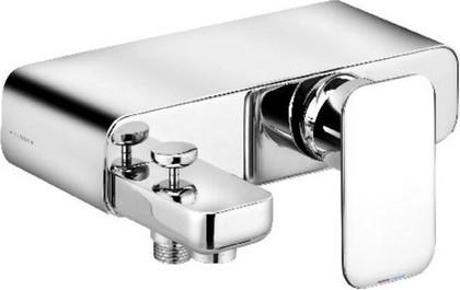 Смеситель для ванны и душа однорычажный, хром Kludi E2 494450575