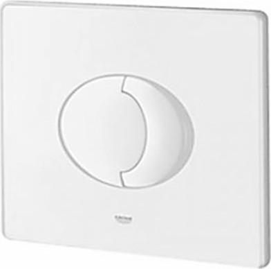 Кнопка смыва для инсталляции для унитаза, белая Grohe SKATE Air 38506SH0