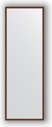 Зеркало 48x138см в багетной раме орех Evoform BY 0706