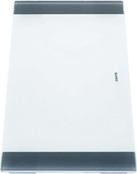 Разделочная доска из безопасного стекла 420x200x17.5мм Blanco ZEROX 219644