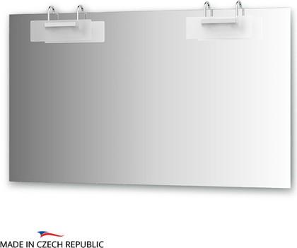 Зеркало со светильниками 130x75см, Ellux MOD-D2 0216