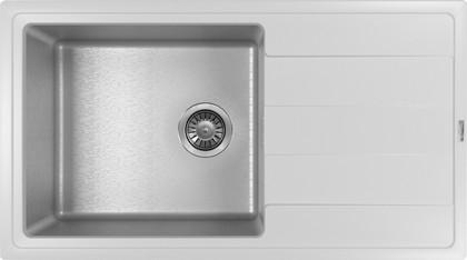 Кухонная мойка Florentina Комби, 860x480x230мм, жасмин 21.400.D0860.201